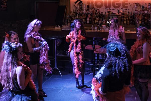 Workshop Burlesque in Leuven